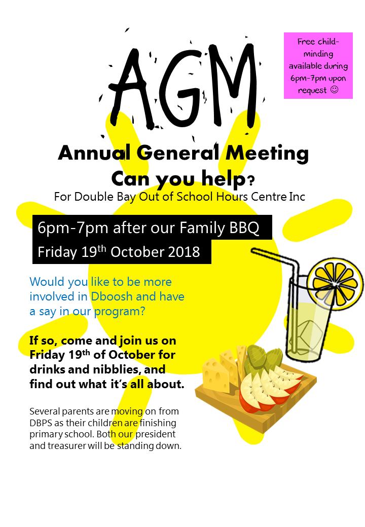 AGM Poster 2018
